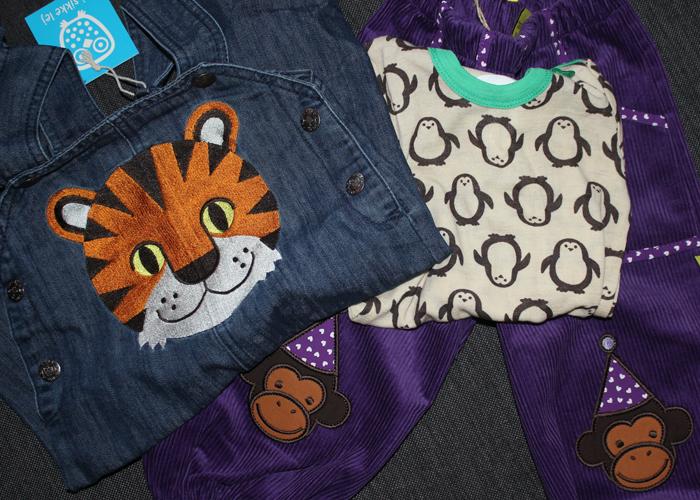 DYR: Vi elsker klær med dyr på.