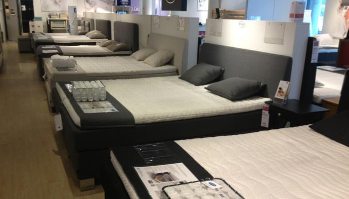 ZZZ: Å velge seng er søren meg ikke lett.