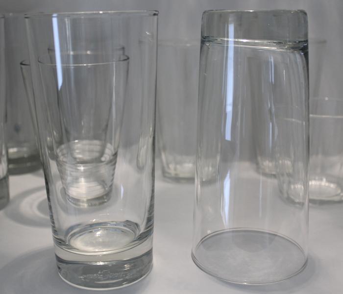 LES OGSÅ: Hvordan setter du glassene i skapet?