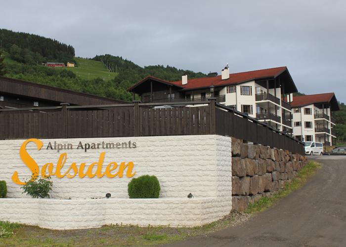 LEILIGHET: Alpin Apartments Solsiden. (Klikk på bildet for å lese mer).