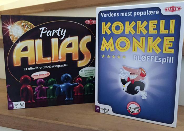 KLASSIKERE: Både Alias og Kokkelimonke fortjener legendestatus.