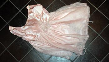 MYSTERIUM: Kjolen jeg aldri hadde sett.